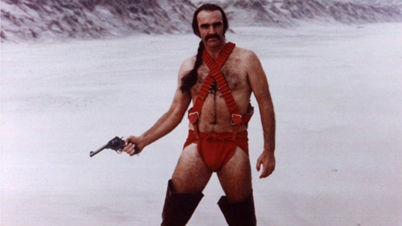 Zardoz Wants You To Buy His Citroen CX In This Incredibly Weird Ad