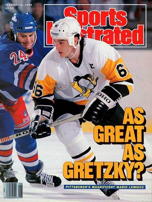 We Will All Work For Mario Lemieux One Day