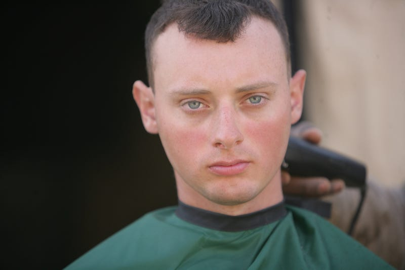 Marines Finally Get Around to Banning Fashionable Hairstyles