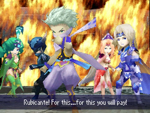 Frankenreview: Final Fantasy IV DS