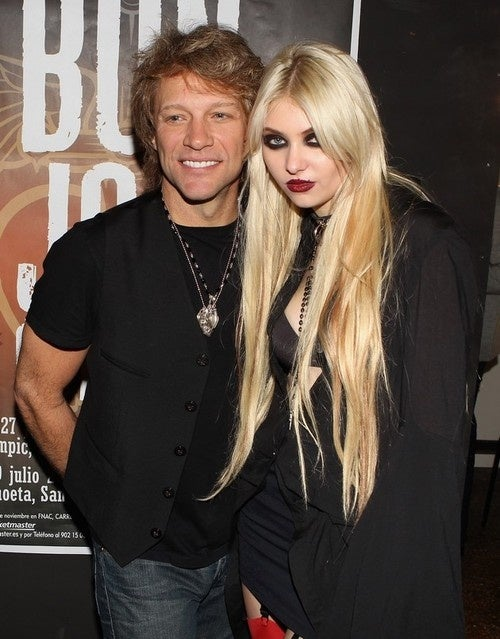 Taylor Momsen Is Not Impressed With Jon Bon Jovi