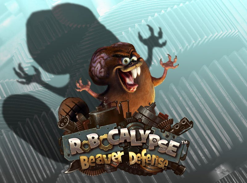 Robocalypse Applies Beaver Defense To WiiWare