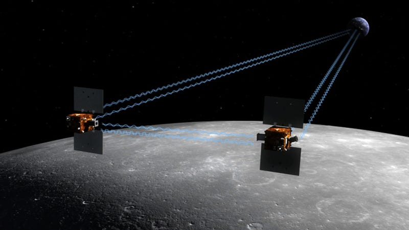 NASA gears up for its journey to the center of the Moon