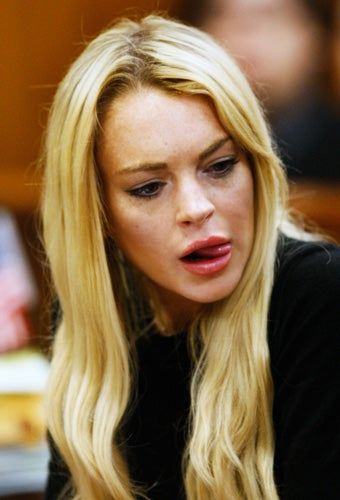 Lindsay Lohan Poised to Make Millions by Going to Jail