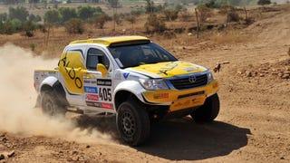 North American Rally Raid - The Cortez Challenge