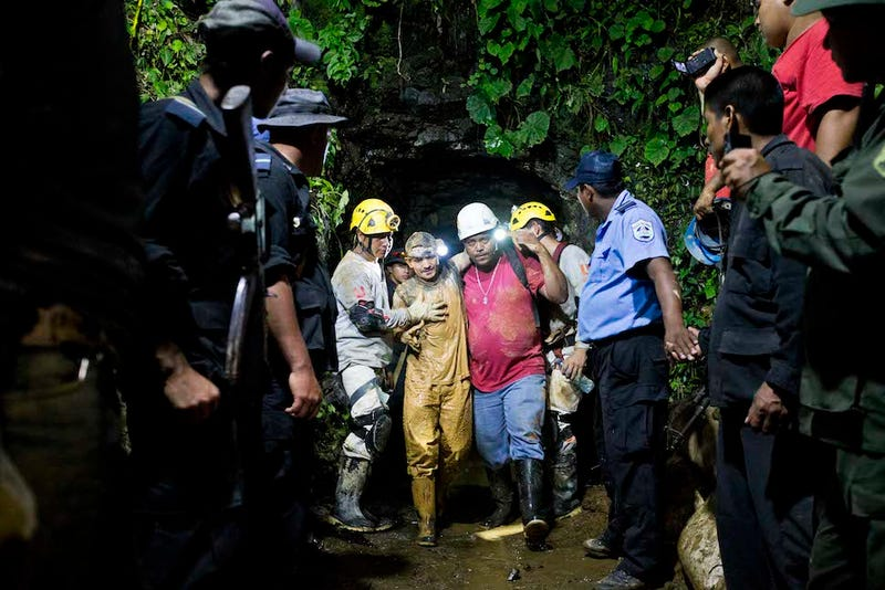 22 of 26 Miners Rescued in Nicaragua After Collapse