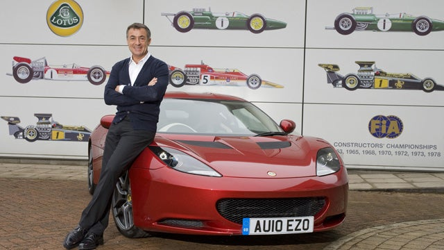 Lotus to run former F1 star Jean Alesi in 2012 Indy 500