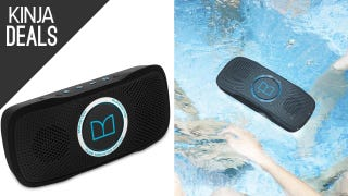 Ready to Hit the Pool? Don't Forget Your Floating Bluetooth Speaker.