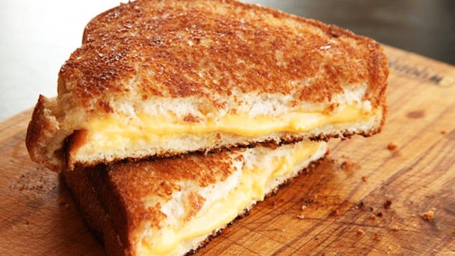 Grill Both Sides of the Bread for the Perfect Grilled Cheese Sandwich