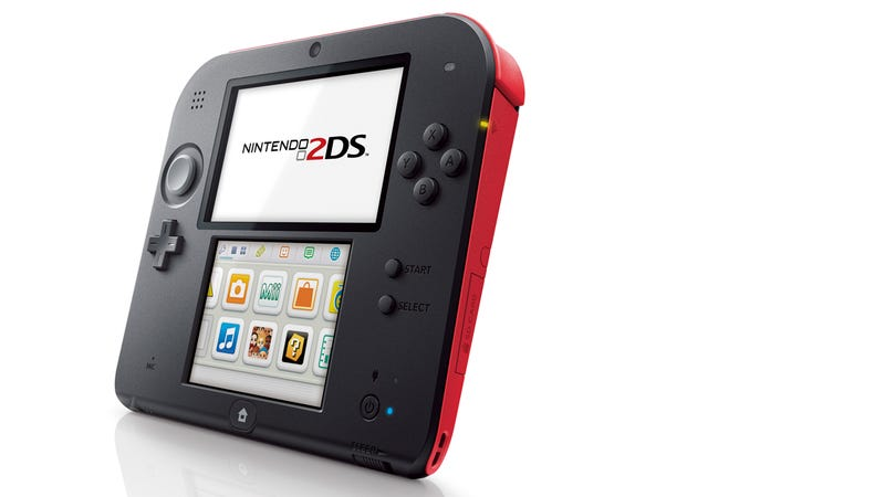 The 2DS Was Predicted Years Ago...As An April Fools Joke