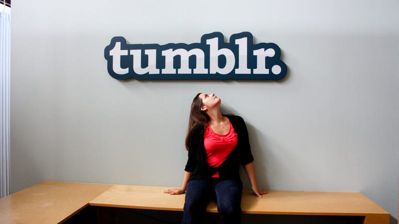 Tumblr Admits Its Spam Problem