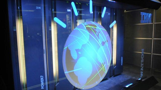 Supercomputer Genius Watson Is Headed for the Cloud