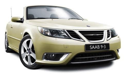 Saab 9-3 2.0T Special Edition Convertible To Drop Top At LA Auto Show