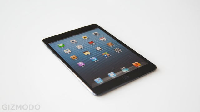 Samsung Claims the iPad Mini Infringes Its Patents
