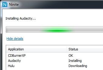 Ninite Bulk-Installs Great Free Windows Apps
