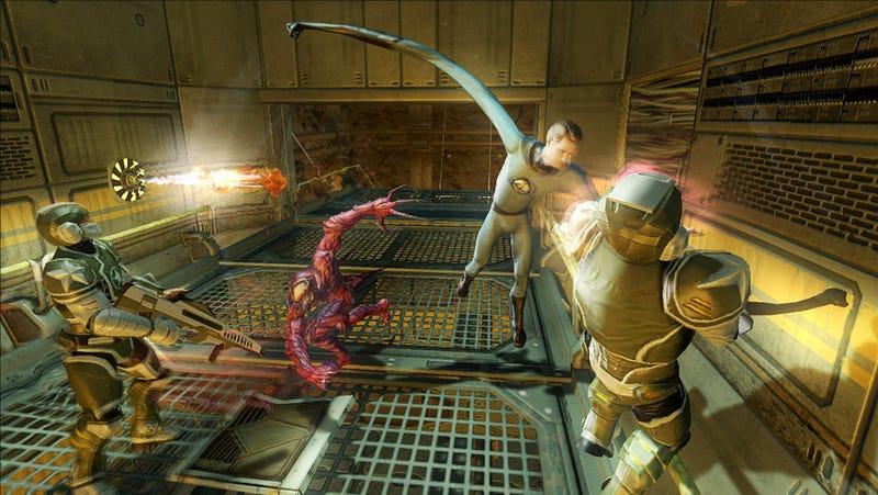Carnage Strikes Marvel Ultimate Alliance 2