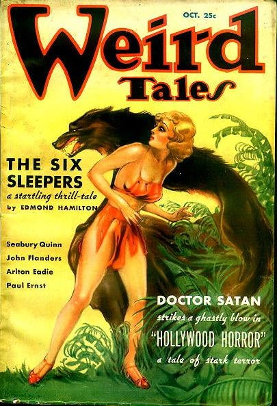 Sex Change in the Pulps: Demonic Shapeshifters, Feminist Conspiracies, and Wacky Erotic Shenanigans