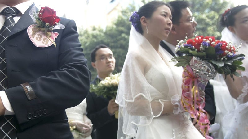 Gay Men in China Just Need to Get Themselves a Lesbian Wife