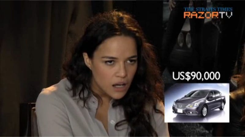 The Fast & Furious 6 Cast Is Stunned By Singapore's Insane Car Prices