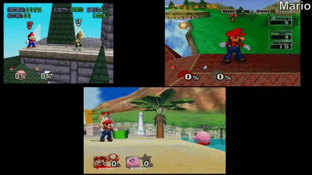 Look How Much Smash Bros. Has Changed Over Nine Years