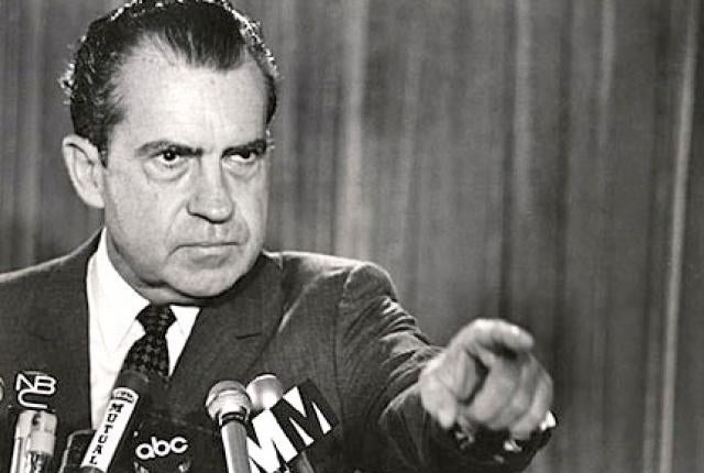 The Technological Decision That Doomed Richard Nixon