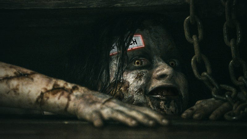 For The Next Remake, Just Add More Blood: Evil Dead, Reviewed.