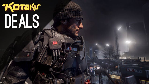 "Humble Spring Sale, Call of Duty: Advanced Warfare, Sony 65"" 4K"