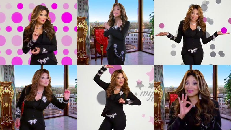La Toya, the Most Relevant Living Jackson Family Member, Has a Reality Show