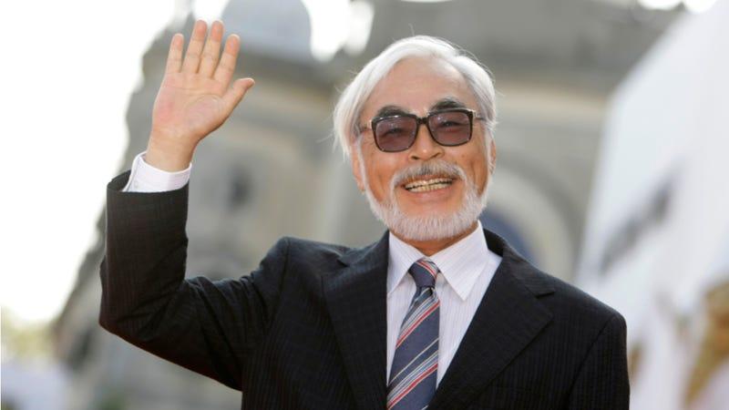 Hayao Miyazaki Could End His Retirement, Says Ghibli Director