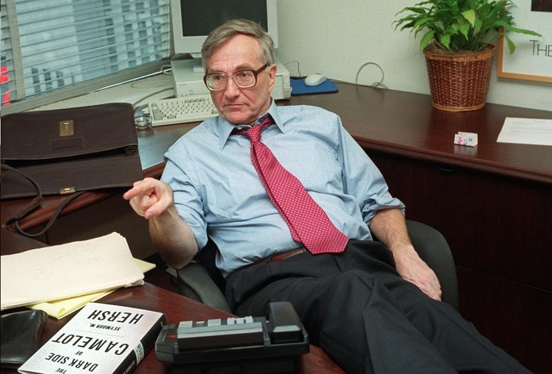 "Bin Laden Assassination Story Is ""One Big Lie,"" Says Seymour Hersh"