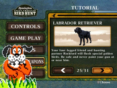 Mastiff Rights The Wrongs Of The Duck Hunt Dog
