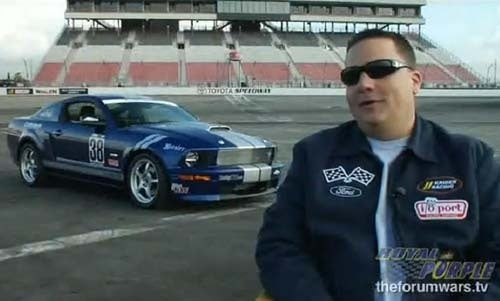 Forum Wars Prepares To Settle Online Mustang-vs-350Z Battle Once and For All!
