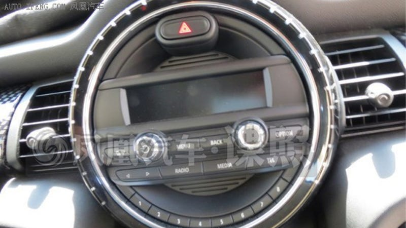 Will The Next Mini Cooper Ditch The Huge Center Speedometer?