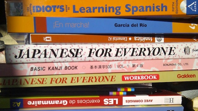 Ditch the Accent When Learning a New Language for Faster Progress