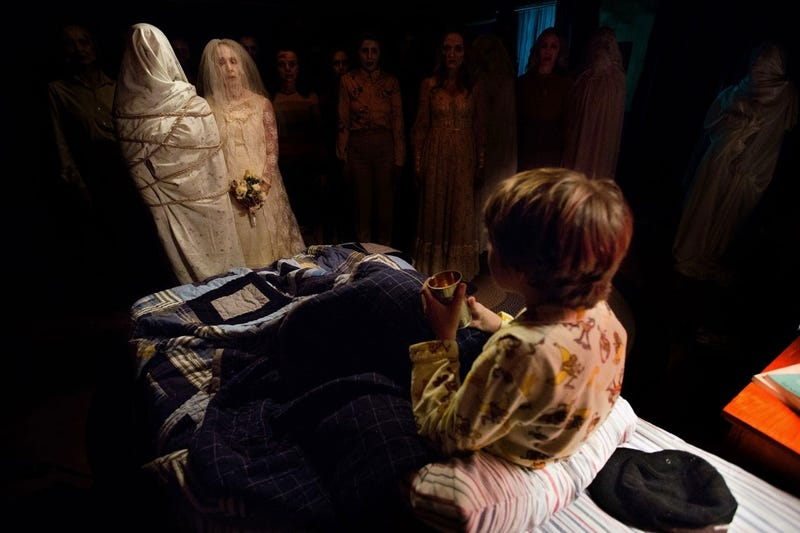 Insidious 2's biggest crime isn't failing to be scary