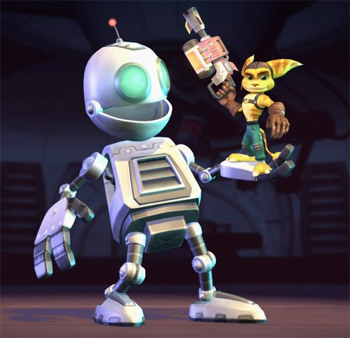 Robots We Love: Clank