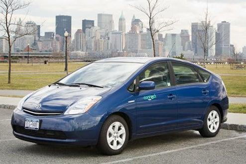 Hertz Connect Car-On-Demand Service Taking Aim At Zipcar