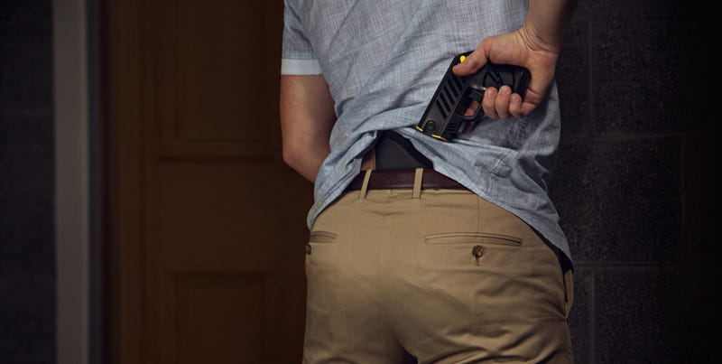 Taser Pulse Is a Compact Electroshock Weapon For Consumers