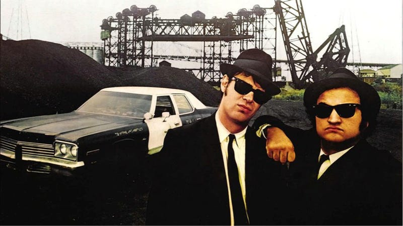 Why The Blues Brothers Is The Greatest American Car Movie