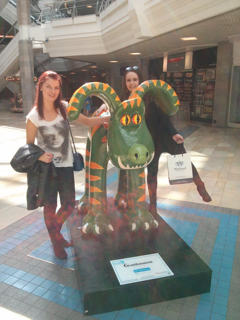 Custom painted Gromit statues unleashed all over Bristol