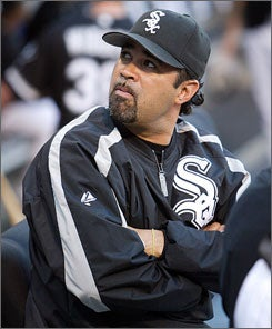 Ozzie Guillen Does A Brilliant Ozzie Guillen Impersonation
