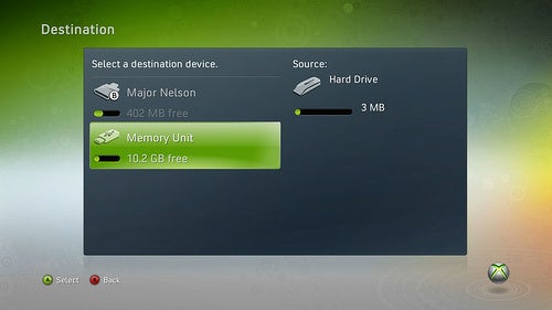 Your Xbox 360 Now Supports USB Storage