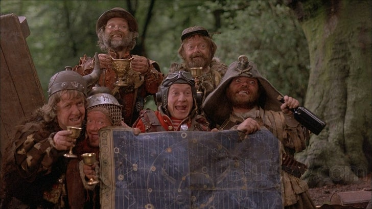 All the Funniest One-Star Reviews for Time Bandits