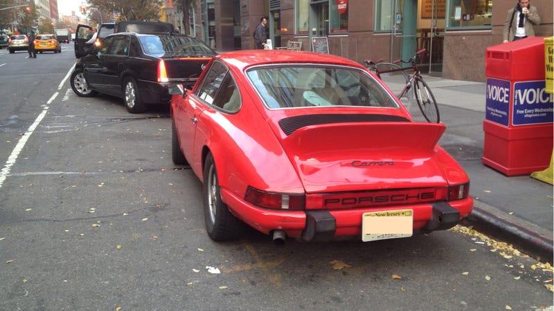 An Old Porsche Is A Purist's Paradise