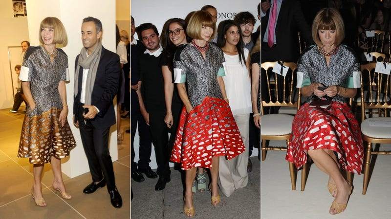 Anna Wintour Is an O.G. Fashion Troll