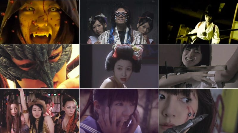 Ten Totally Insane, Totally Bloody Japanese Flicks