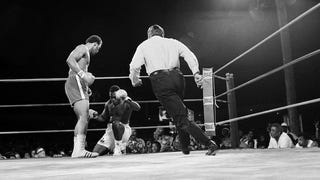 Down Goes Terror: How A Frightened George Foreman Shocked Joe Frazier