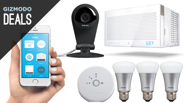 Deals: Home Automation Galore, $100 Gift Card with iPads, UE Boom