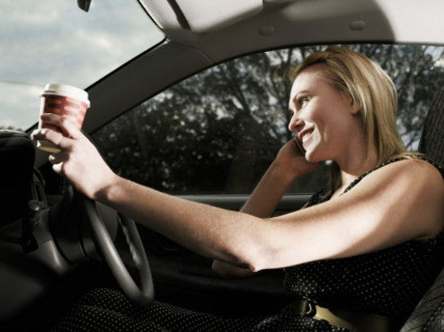 Survey: 80% Of Americans Use Cellphones While Driving