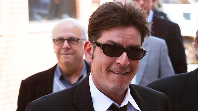 The Night Charlie Sheen Ranted Twice and Lost Everything